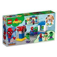 Image of Spider-Man & Hulk Adventures LEGO Duplo Playset # 6