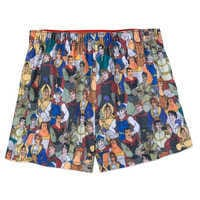 Image of Disney Prince Boxer Shorts for Women - Oh My Disney # 1