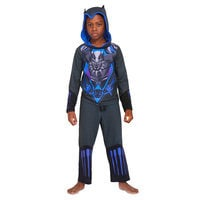 Image of Black Panther Hooded Sleep Set for Boys # 2
