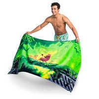 Image of Hakuna Matata Beach Towel - The Lion King - Oh My Disney # 2