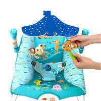 Image of Nemo and Friends Bouncer Seat for Baby by Bright Starts - Finding Nemo # 5