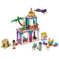 디즈니 알라딘 레고세트 Disney Aladdin and Jasmines Palace Adventures Playset by LEGO