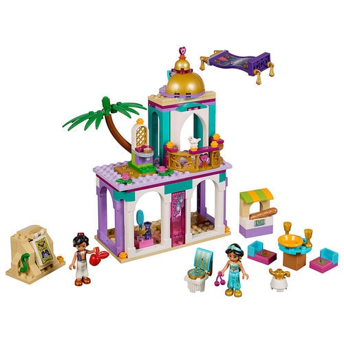 Aladdin and Jasmine's Palace Adventures Playset by LEGO