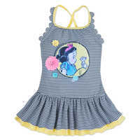 Image of Disney Animators' Collection Snow White Swimsuit for Girls # 3