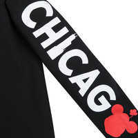 Image of Minnie Mouse Pullover Sweatshirt for Women - Chicago # 3