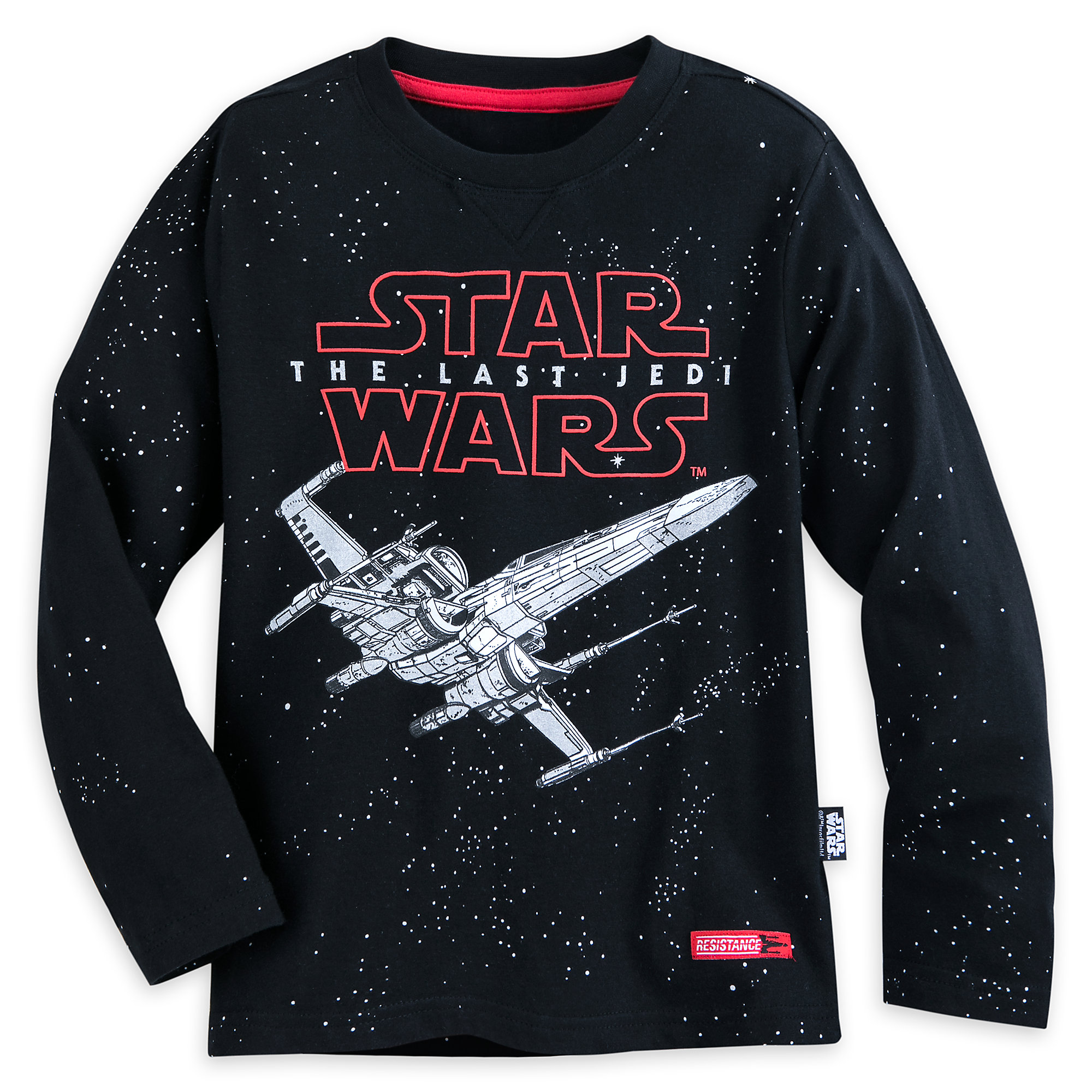 Star Wars: The Last Jedi X-Wing T-Shirt for Boys