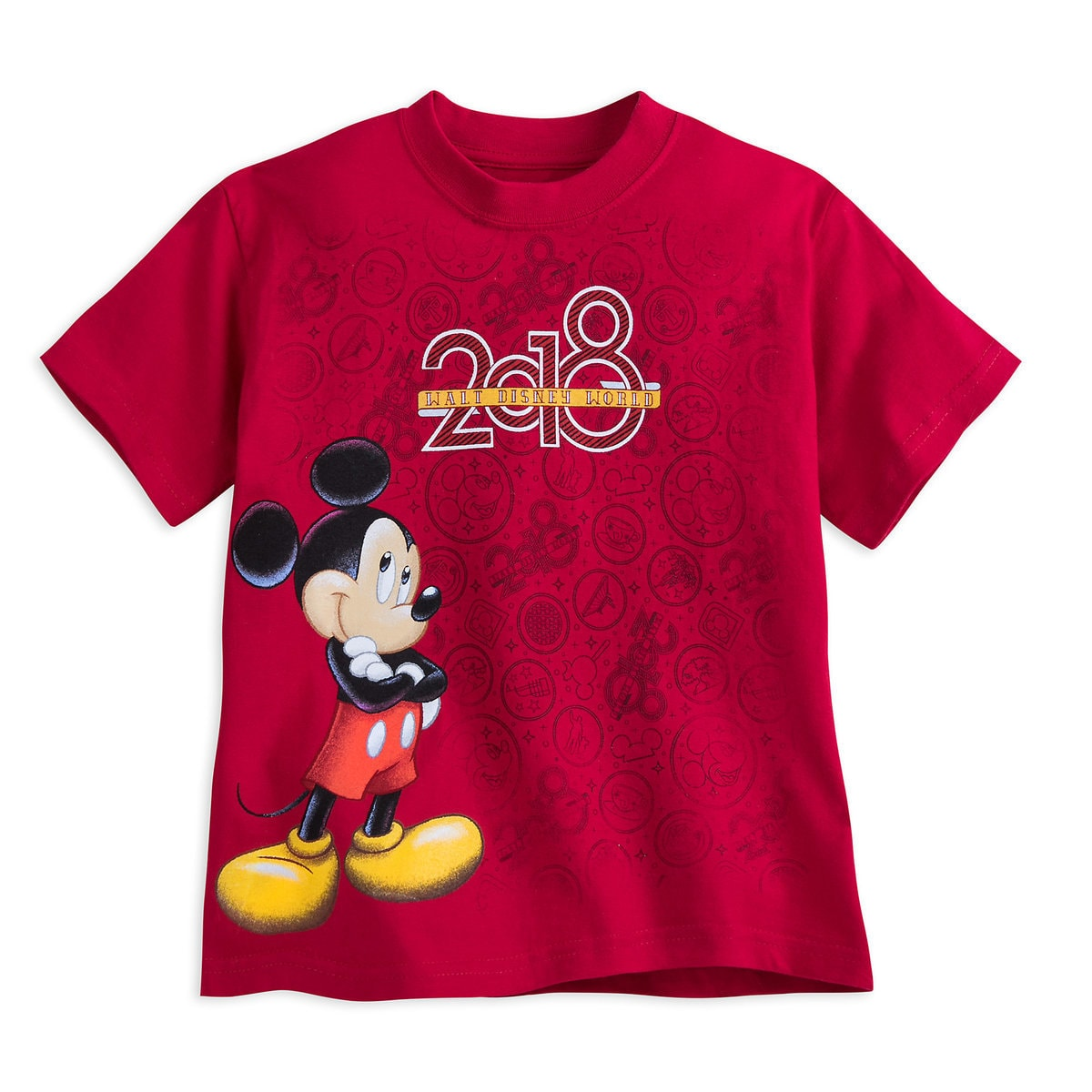 ba3db64d5 Product Image of Mickey Mouse T-Shirt for Kids - Walt Disney World 2018 -