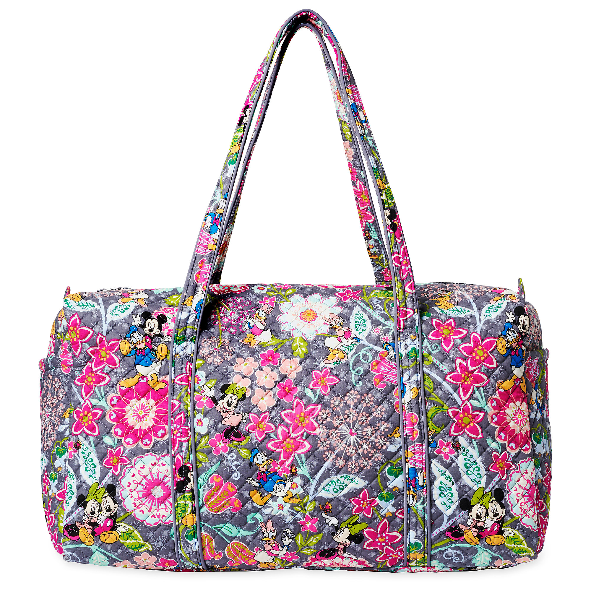 Mickey Mouse and Friends Duffel Bag by Vera Bradley
