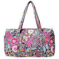 Image of Mickey Mouse and Friends Duffel Bag by Vera Bradley # 3