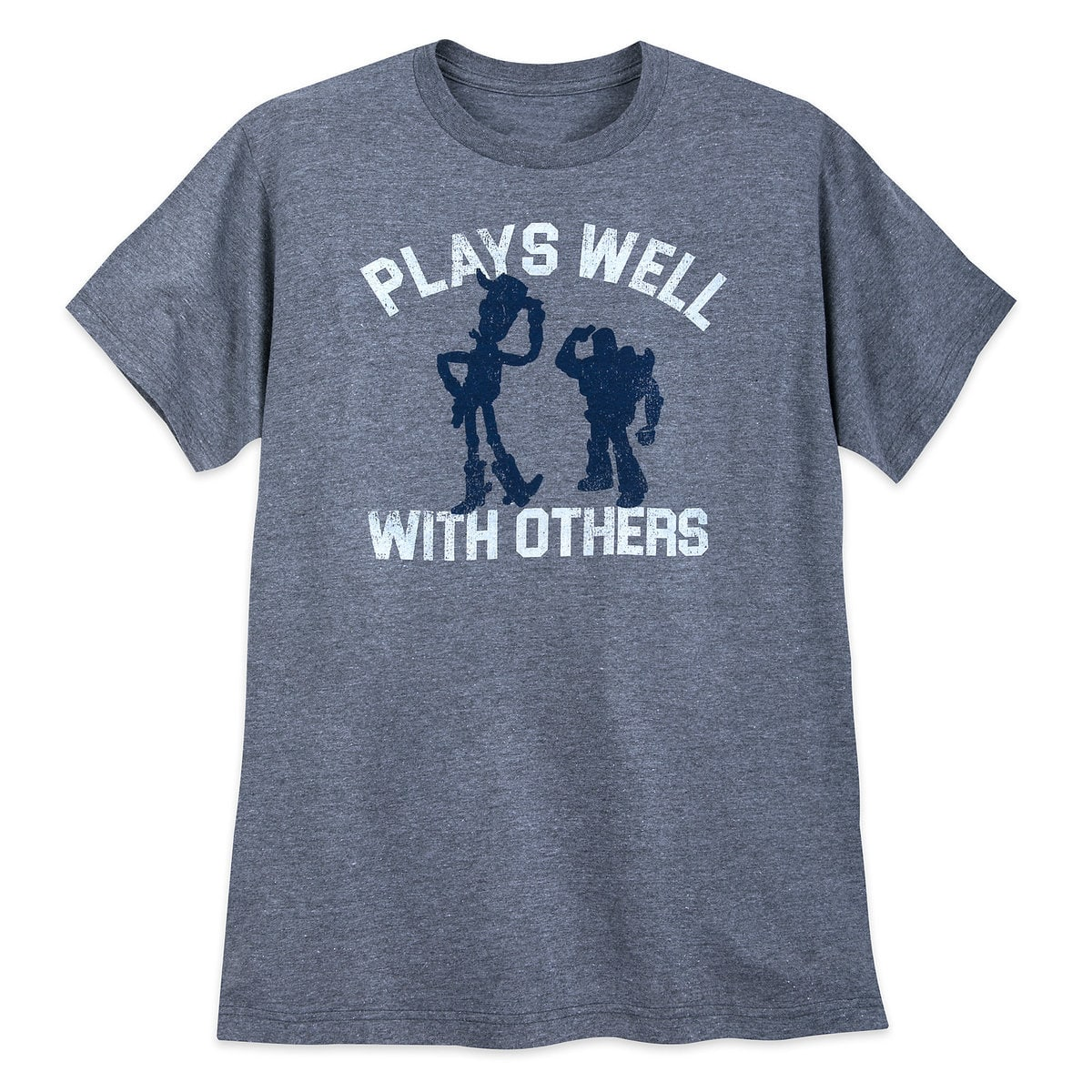 Product Image of Toy Story ''Plays Well With Others'' T-Shirt for Adults # 1
