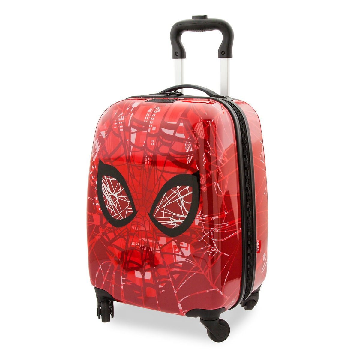 50fa12504e Product Image of Spider-Man Rolling Luggage for Kids   1