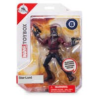 Image of Star-Lord Action Figure - Marvel Toybox # 4