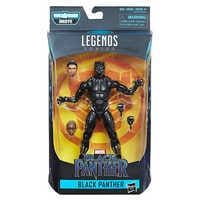Image of Black Panther Action Figure - Black Panther Legends Series # 2