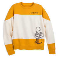 Image of Winnie the Pooh Pullover Sweater for Women # 1