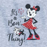 Image of Minnie Mouse and Figaro Cold Shoulder Dress for Girls # 2