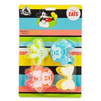 Image of Mickey and Minnie Mouse Bag Clips Set - Disney Eats # 2