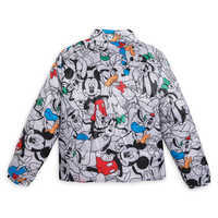 Image of Mickey Mouse and Friends Lightweight Puffy Jacket for Kids - Personalizable # 2