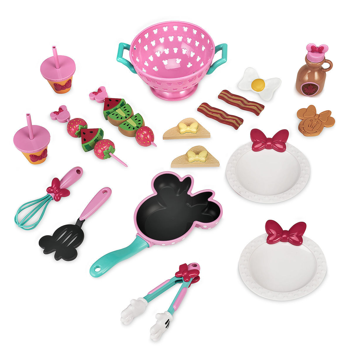 Product Image of Minnie Mouse Brunch Cooking Play Set   1 041fe31e30