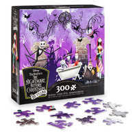 Image of The Nightmare Before Christmas Jigsaw Puzzle by Ceaco # 1