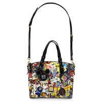 Image of Mickey Mouse Satchel by Dooney & Bourke # 3