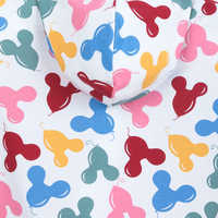 Image of Mickey Mouse Balloon Hoodie for Adults by Junk Food - Disneyland # 2