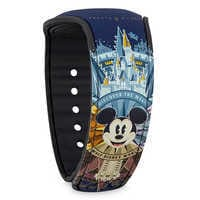 Image of Walt Disney World Passport Collection MagicBand 2 by Dooney & Bourke - Limited Release # 2