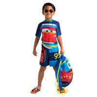 Image of Lightning McQueen Swim Bag # 2