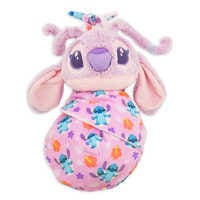 Image of Angel Plush in Pouch - Disney Babies - Small # 1