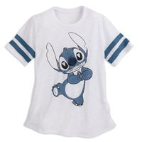 Stitch Football T-Shirt for Women