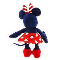 Image of Minnie Mouse Americana Plush - Small # 2