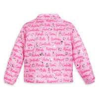 Image of Disney Princess Lightweight Puffy Jacket for Kids - Personalizable # 2