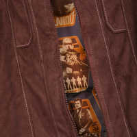 Image of Han Solo Costume Bomber Jacket for Boys - Solo: A Star Wars Story # 5