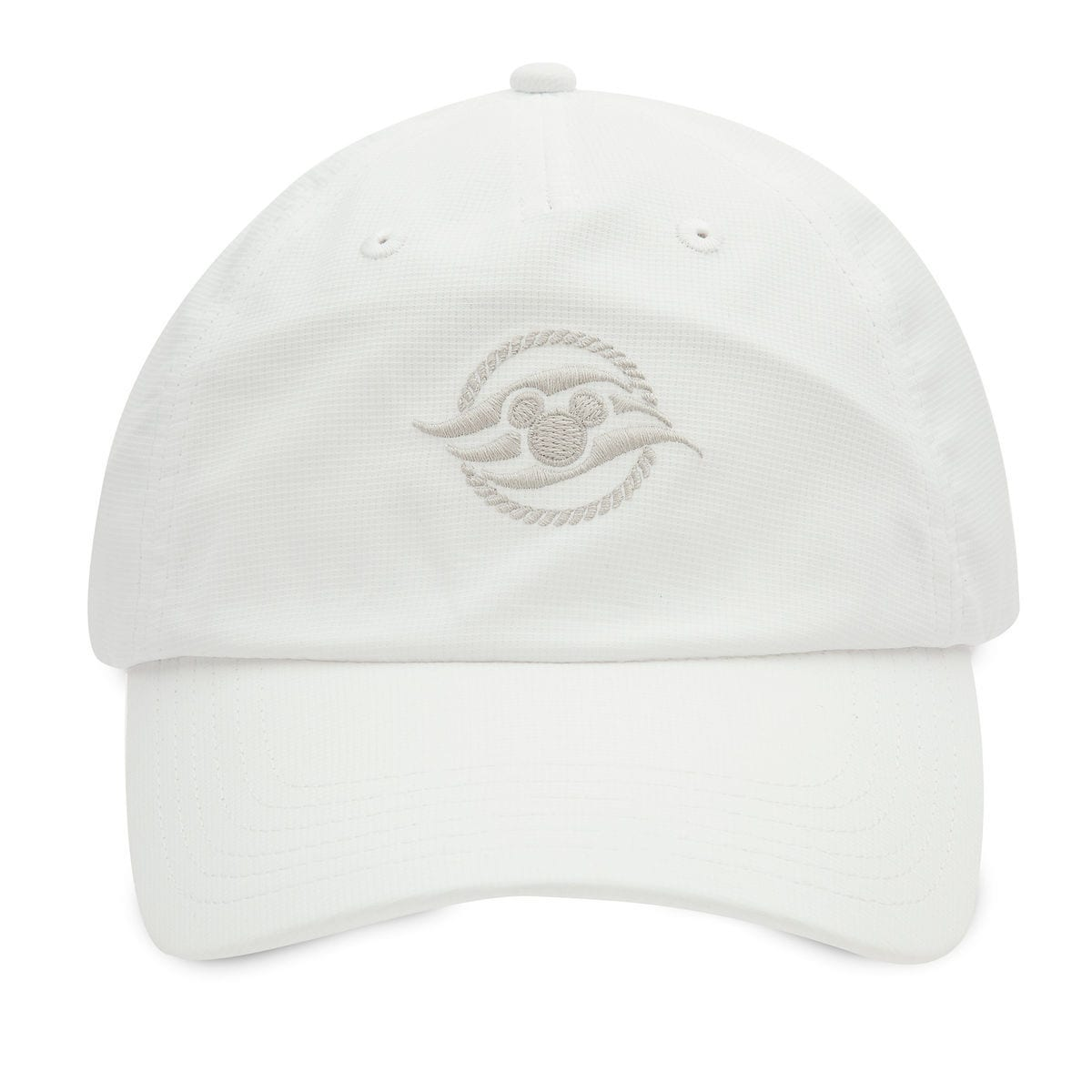 Product Image of Disney Cruise Line Baseball Hat for Adults - White   1 a1abfa4562a