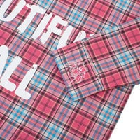 Image of Mulan Flannel Shirt for Adults by Cakeworthy # 4