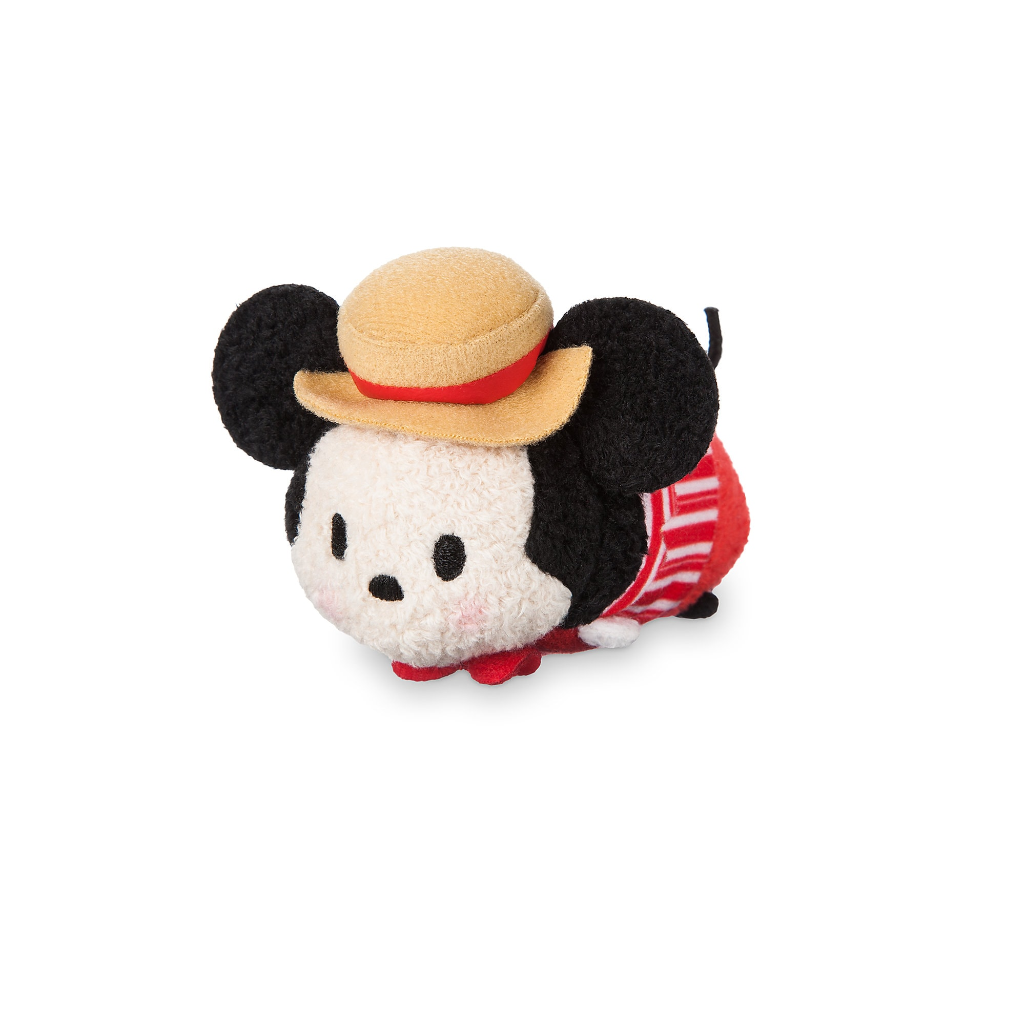 Mickey Mouse Dapper Dan ''Tsum Tsum'' Plush - Main Street, U.S.A. - Mini