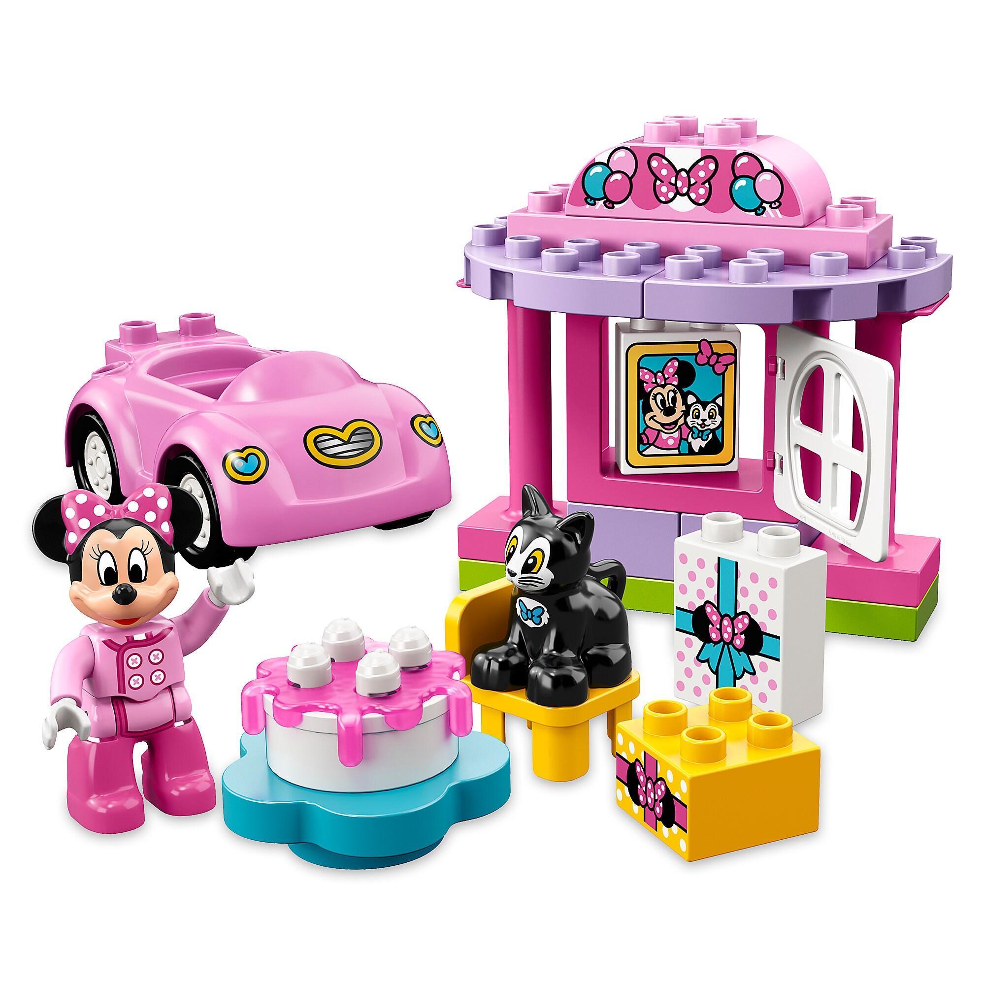 Minnie's Birthday Party Duplo Playset by LEGO