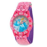 Cinderella Time Teacher Watch - Kids