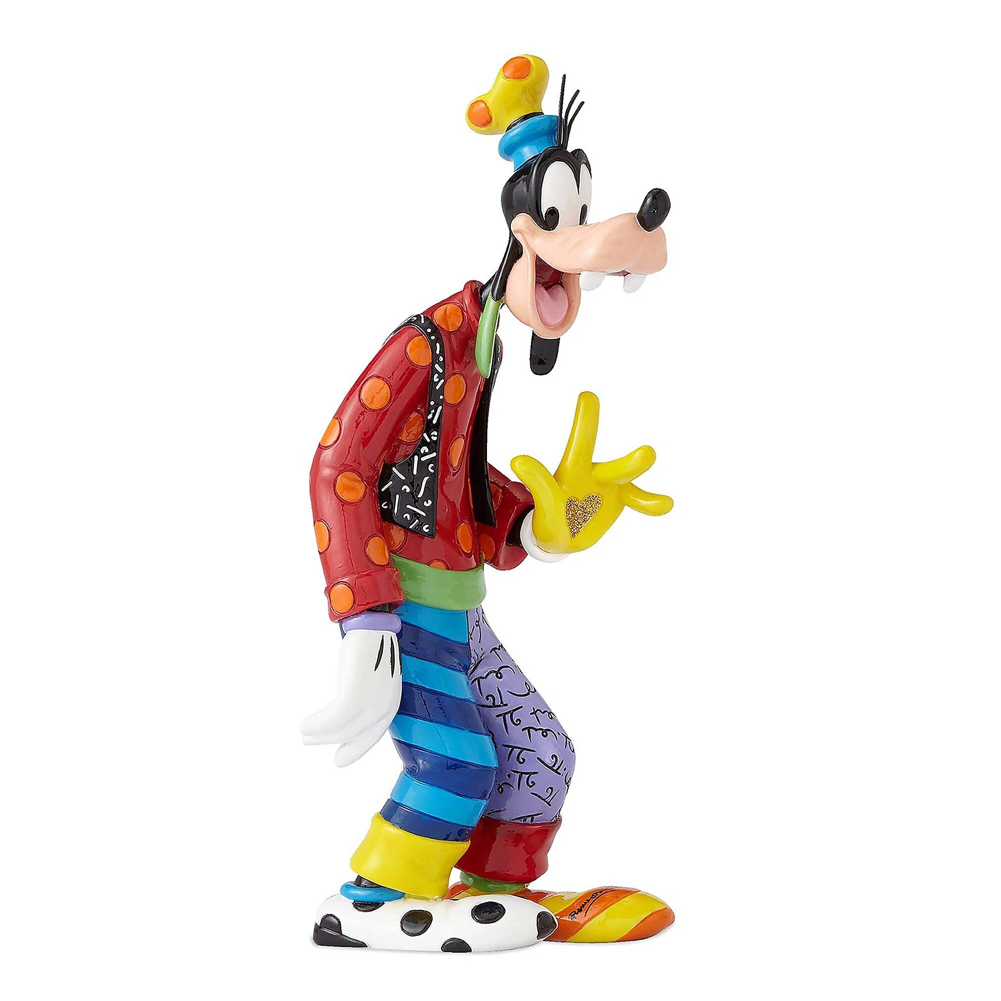Goofy Figure by Britto - 10'' H