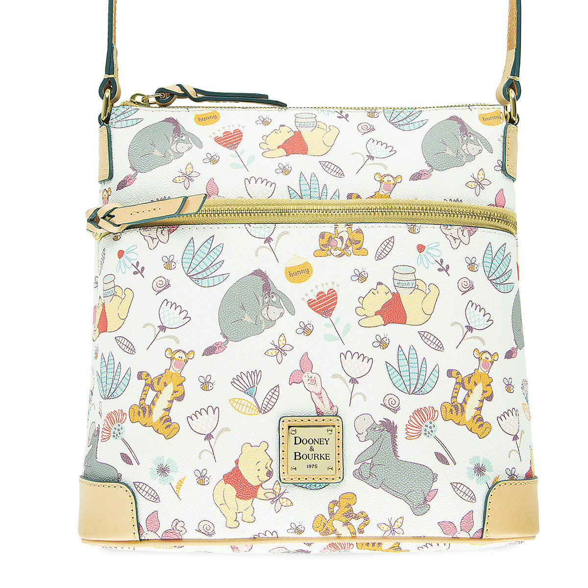 Product Image Of Winnie The Pooh And Pals Letter Carrier Bag By Dooney Bourke