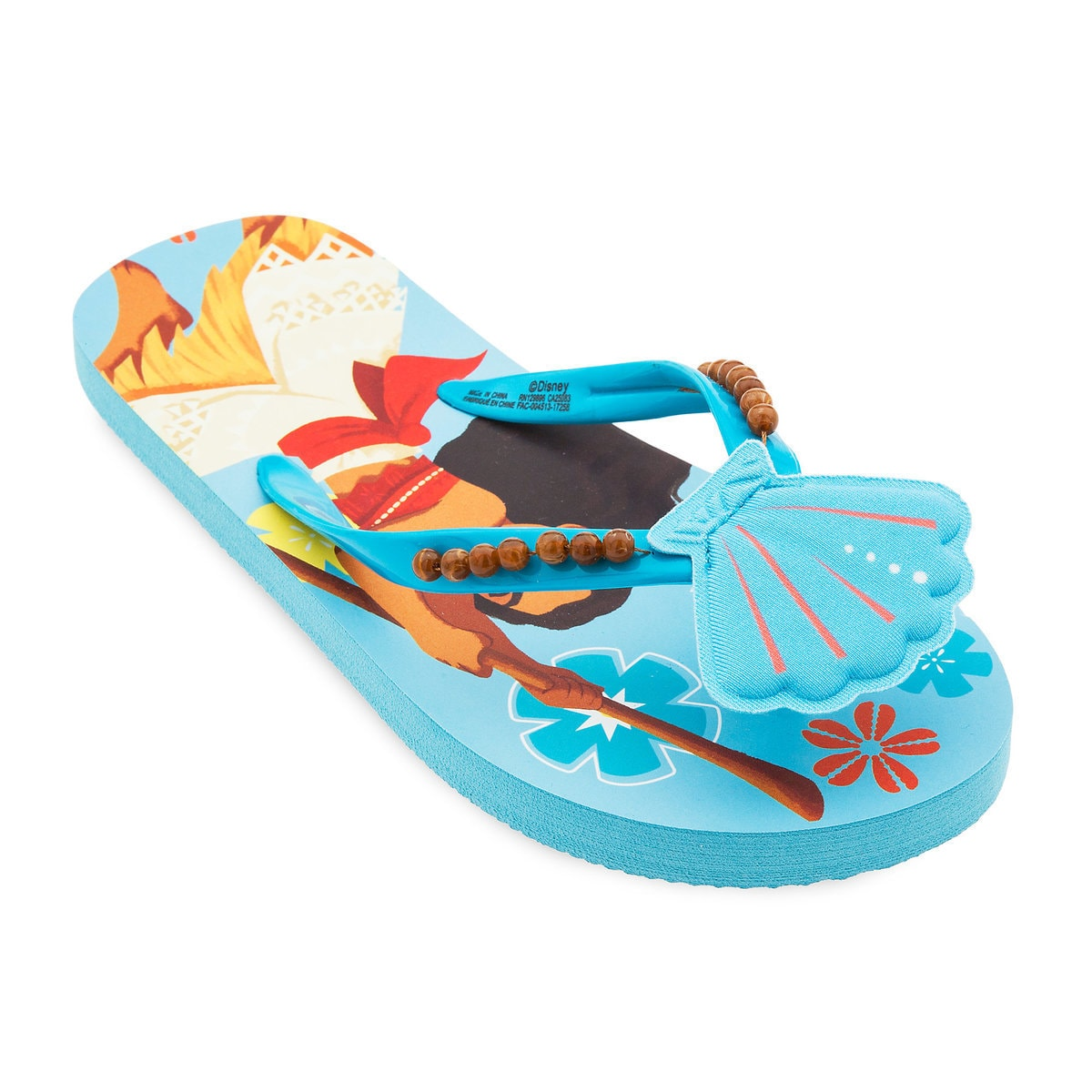 38cab1afa51d4 Product Image of Moana Flip Flops for Kids   1