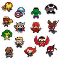 Image of Marvel ''Kawaii Art Collection'' Mystery Pin Pack # 1