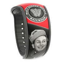Image of Walt Disney World Railroad MagicBand 2 - Limited Release # 1