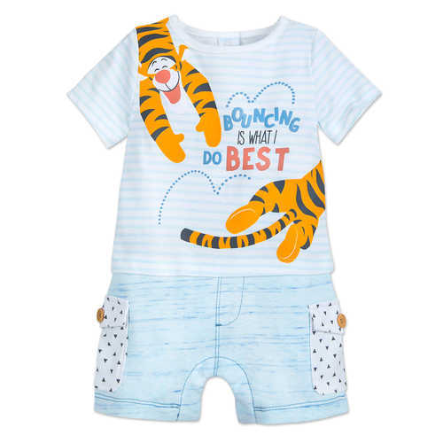 Disney Tigger Romper for Baby