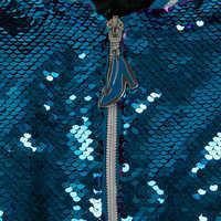 Image of Cinderella Reversible Sequin Bomber Jacket for Girls # 4