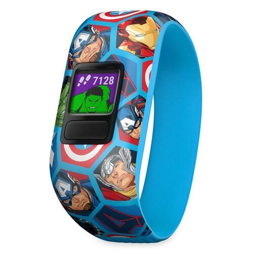 Avengers Garmin Vivofit Jr 2 Activity Tracker For Kids