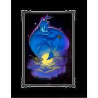 Image of Aladdin ''Your Wish is My Command'' Deluxe Print by Noah # 1