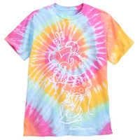 Image of Minnie Mouse Tie-Dye T-Shirt for Adults - Walt Disney World # 1