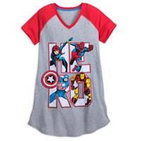 Image of Marvel Comics Nightshirt for Women # 1