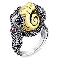 Image of Ursula Tentacle Ring by RockLove - The Little Mermaid # 3