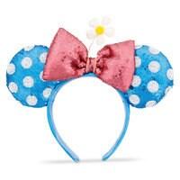 Image of Minnie Mouse Timeless Ear Headband # 1